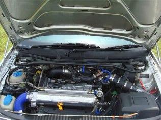 Pete's Skoda Octavia RS500 4