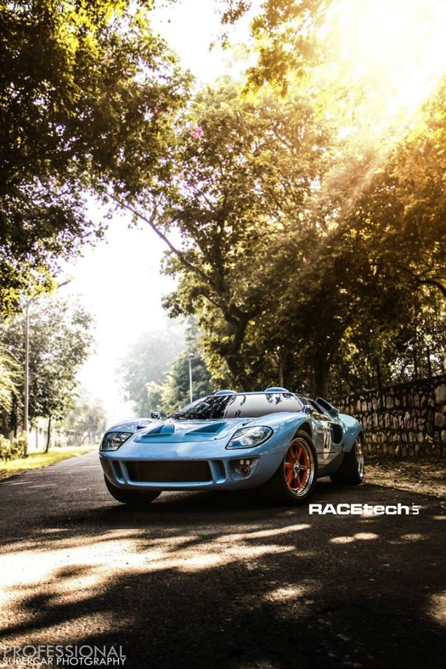 Racetech India's Ford GT40 Replica 3