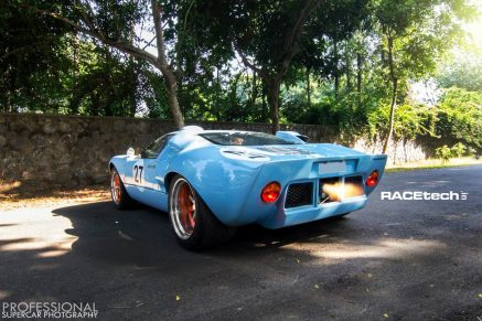 Racetech India's Ford GT40 Replica 7