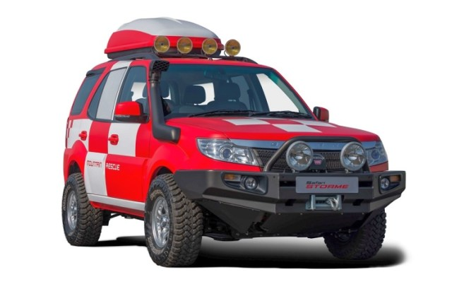Tata Safari Storme Mountain Rescue Concept 3