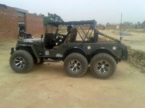 Willy's 6X6 Jeep 6
