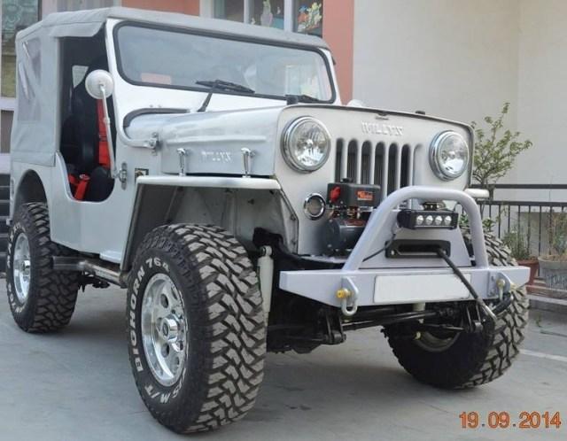 Willy's Jeep Custom 5