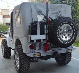 Willy's Jeep Custom 6