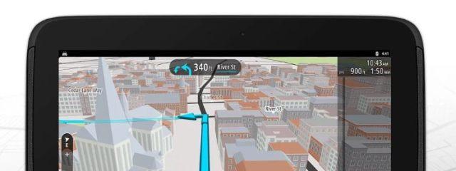 tomtom navigation app india