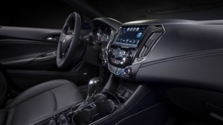All-New 2016 Chevrolet Cruze Sedan 8