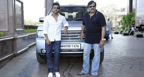 the chiranjeevi family and their cars. Black Bedroom Furniture Sets. Home Design Ideas