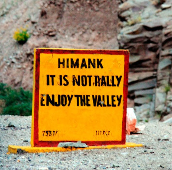 Funny Road Sign 11