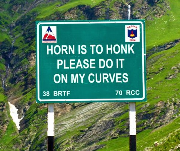 Funny Road Sign 17