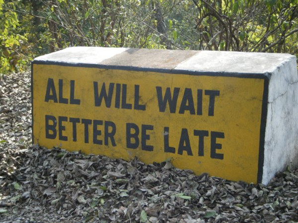 Funny Road Sign 24