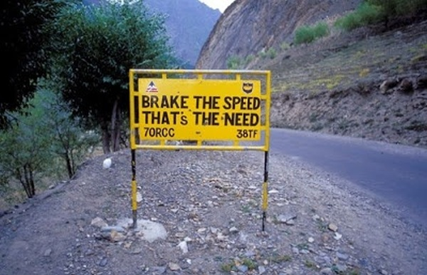 Funny Road Sign 28