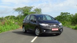 Honda Jazz profile