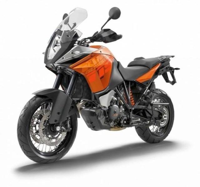 KTM Adventure 390