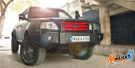 Modster's Tata Xenon Custom 4