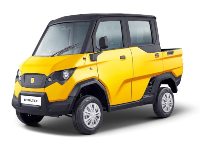 Polaris Multix Personal Utility Vehicle 1