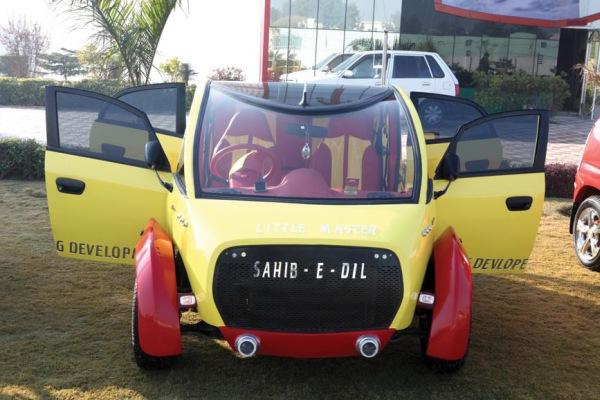 Gurmeet Ram Rahim Singh Insan's Modified Car 5