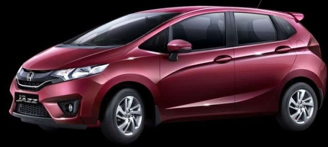 Honda Jazz Hatchback 1