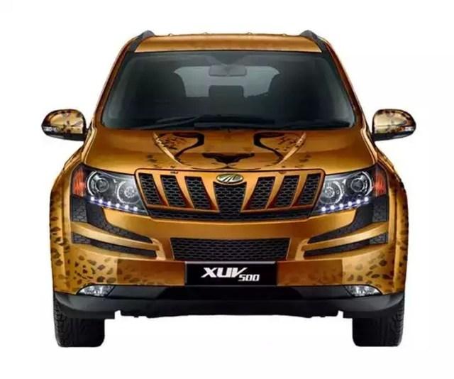 Mahindra XUV500 Cheetah 2