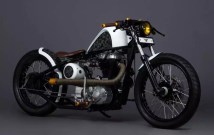 Mean Green Customs' MG-07 Bobber 2