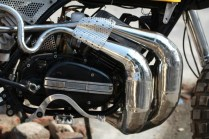 Motoexotica's Yamaha RD350 Scrambler Eight 2