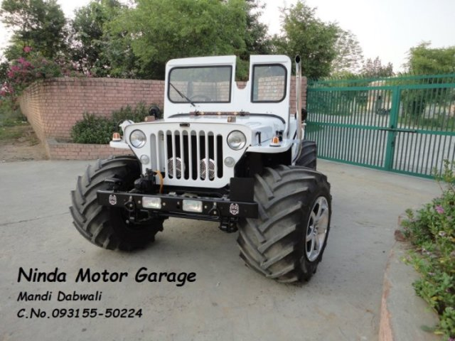 Ninda Motor Garage's Jeep Custom 2