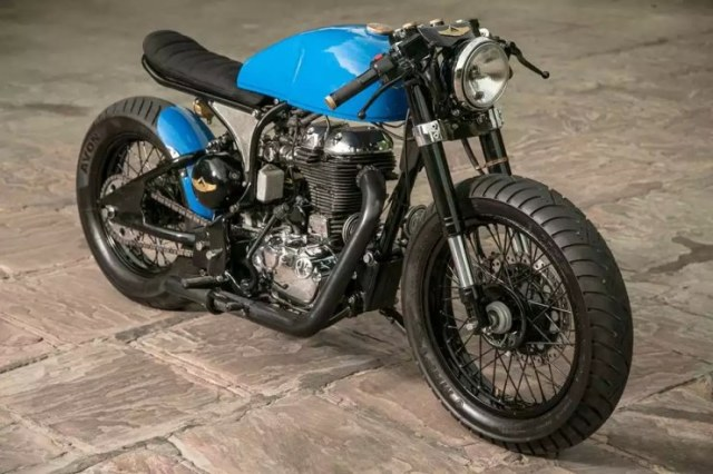 Rajputana Customs' NU Cafe Racer 2