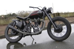 Royal Enfield Bobber Custom 2