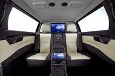 W221 Mercedes Benz S-Guard Pullman Limousine 3
