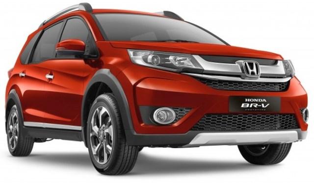 2016 Honda BR-V Compact SUV 1