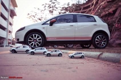 Abarth Fiat Punto 4