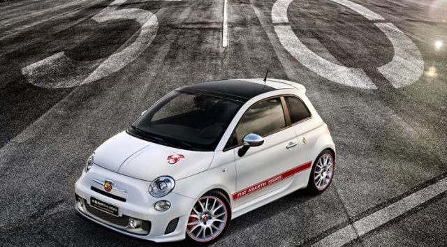 Fiat 595 Abarth Competizione 1