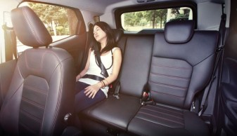 Ford Ecosport Interiors 3