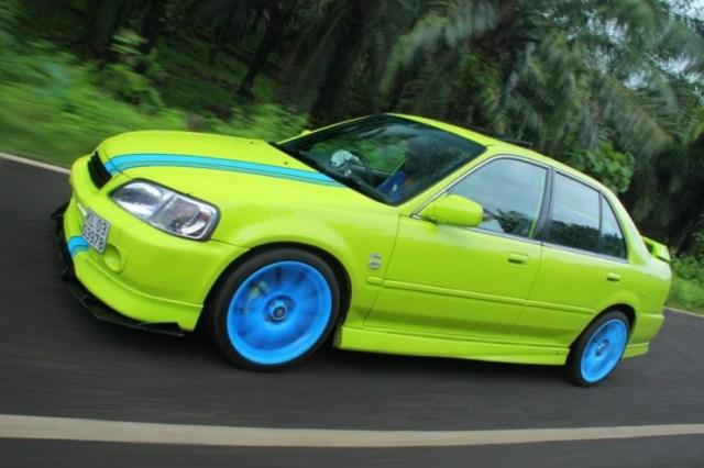 Honda City Psy 1