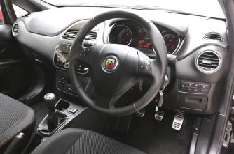 India Spec Fiat Punto Abarth 4