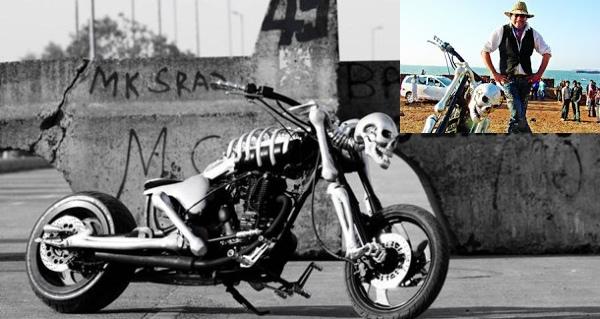 Jackie Shroff's Skeletor