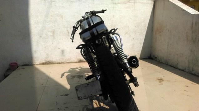 Joat Moto Custom's Bajaj Pulsar 150 Cafe Racer custom 4