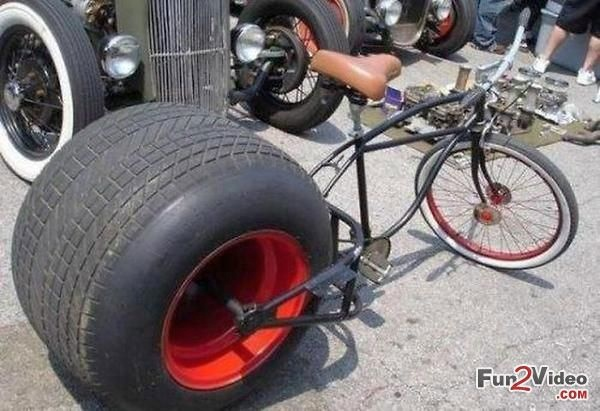 Monster Bicycle