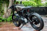 Rajputana Motorcycles' RE500 Cafe Racer 5