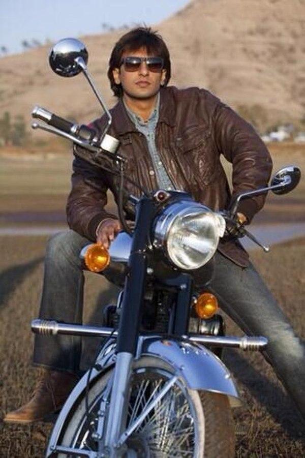 Ranveer Singh in Kill Dil