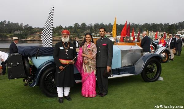 pebble-beach-concours-delegance-1924-Rolls-Royce-20-HP-Barker-Tourer-Arving-Singh-Mewar-Maharana-of-Udaipur-Rajasthan-India