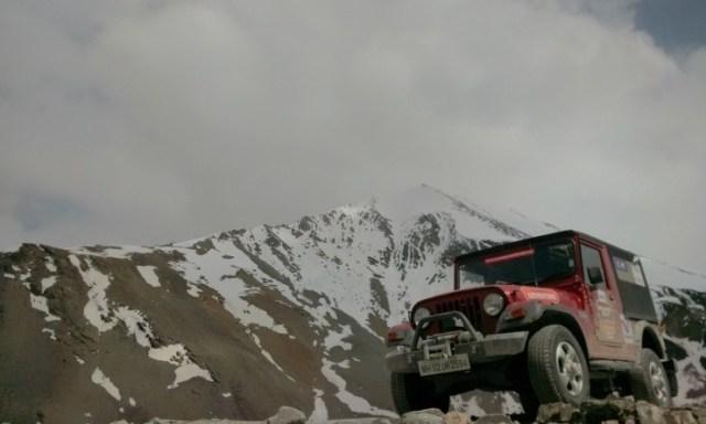 Day 5 Thar the mountain goat