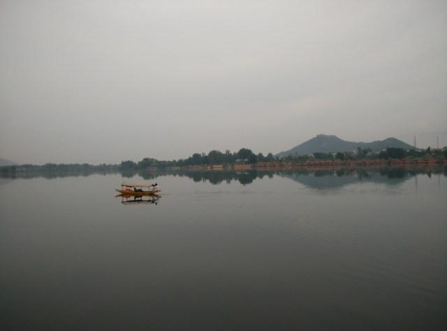 Day 9 The Scenic Nigeen lake Srinagar