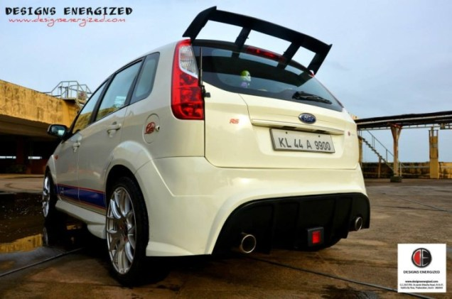 Design Energized's Ford Figo RS 1