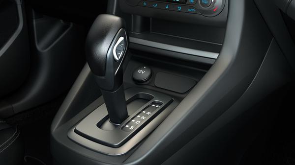 Ford Figo hatchback interior automatic