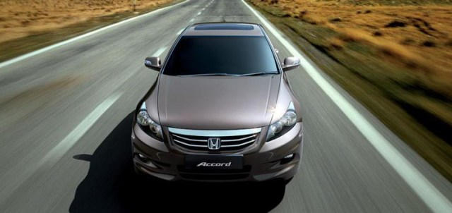 Honda Accord India
