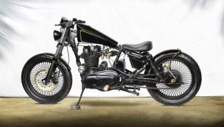 Karman Designs' 350cc Bobber 3