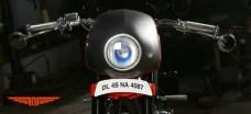 TNT Motorcycles' Zeena Royal Enfield Custom 1