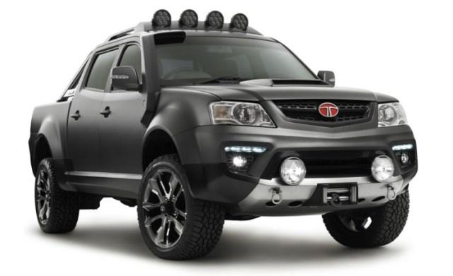 Tata Xenon Tuff Truck