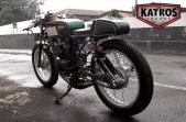 The Katros' Yamaha RX135 Cafe Racer Custom 3