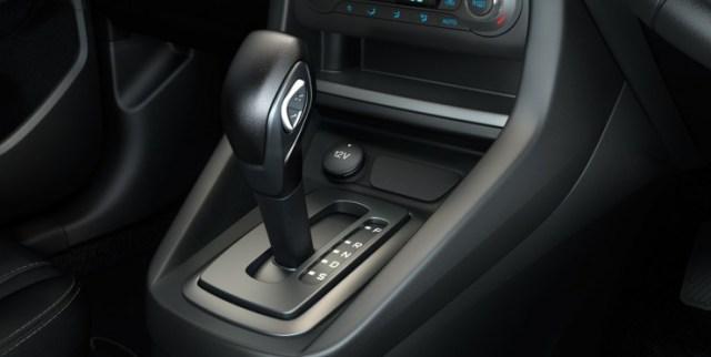 Ford Figo interior automatic