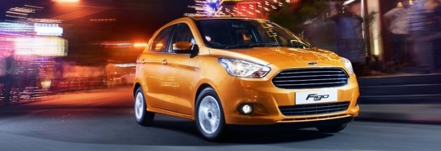 Ford Figo motion